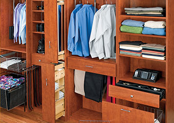 Closet Organizers |Clear Space Garage & Closet Storage Solutions | Sagamore, MA