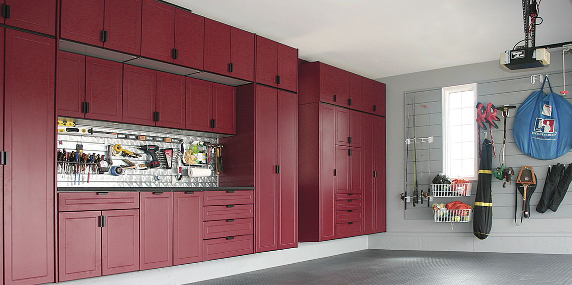 Genial Garage Cabinets And Flooring, Closets, Home Storage Solutions In  Massachusetts
